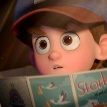 Cicogne in missione: una scena del film d'animazione