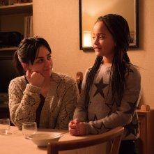 Io, Daniel Blake: Hayley Squires e Briana Shann in una scena del film