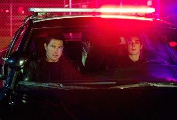 Jack Reacher: Punto di non ritorno - Tom Cruise e Cobie Smulders in un momento del film