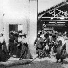 Lumière! La scoperta del cinema: un'immagine del documentario francese