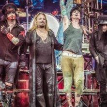 Mötley Crüe: The End - Un'immagine del gruppo tratta dal documentario