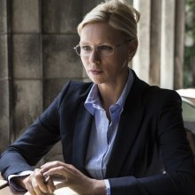 Pay the Ghost: Veronica Ferres in una scena del film