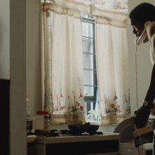 Southside with You: Parker Sawyers in una scena del film