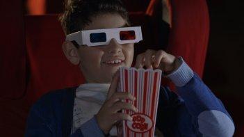 Storia del cinema in 3D - Una storia Vintage: un'immagine del documentario