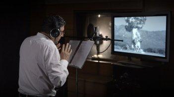 Viaggio nel Cinema in 3D: Una Storia Vintage: Sergio Castellitto nel documentario Sky