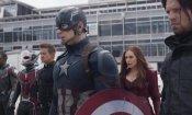 Captain America: Civil War, un poker di ragioni per rivedere in blu-ray (3D e 2D) la guerra tra gli Avengers