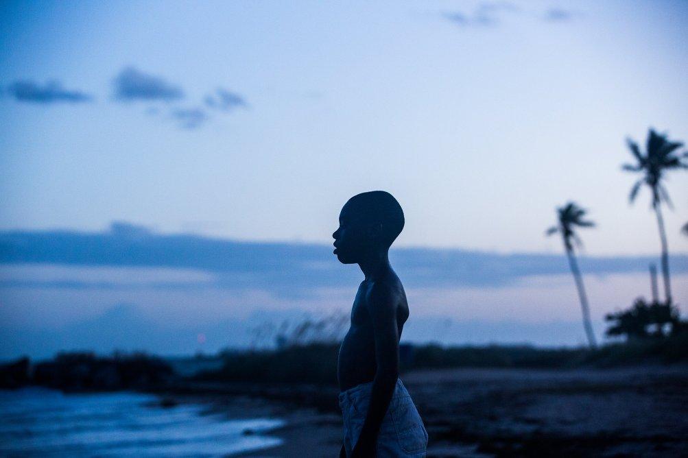 Una immagine di Moonlight di Barry Jenkins