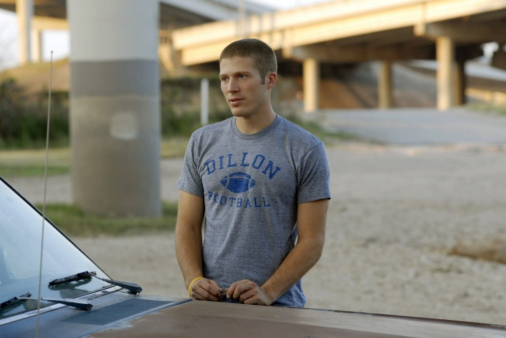 Friday Night Lights: una scena con Zach Gilford