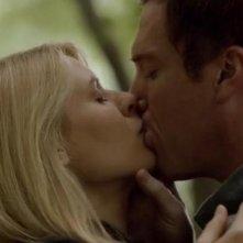 Homeland: Claire Danes e Damian Lewis in una romantica scena della serie