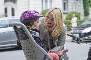 Homeland: Claire Danes in una foto che ritrae Carrie e Franny