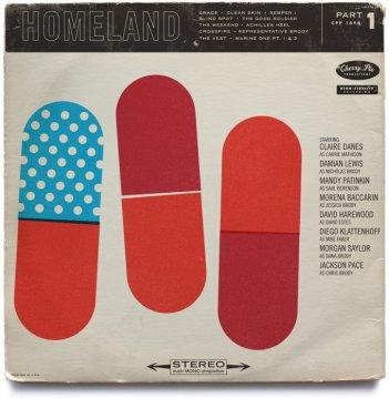 Homeland: un'immagine promorzionale