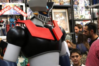 Romics 2016: strani incontri in fiera