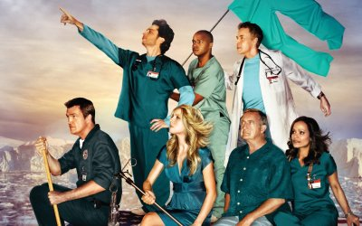 Scrubs: 10 motivi per cui NON è la miglior serie medical di sempre… ma quasi
