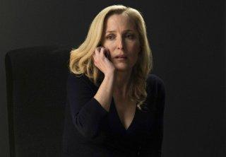The Fall: Gillian Anderson in un momento della terza stagione