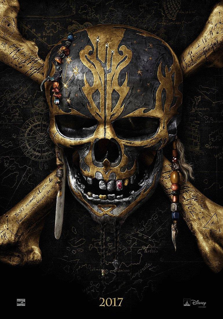 Pirati dei Caraibi 5 - il teaser poster
