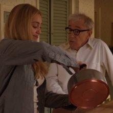 Crisis in Six Scenes: una scena della serie con Miley Cyrus e Woody Allen