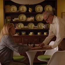 Crisis in Six Scenes: Woody Allen insieme a Miley Cyrus in una scena