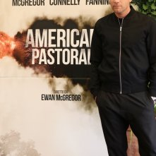 American Pastoral: Ewan McGregor posa al photocall
