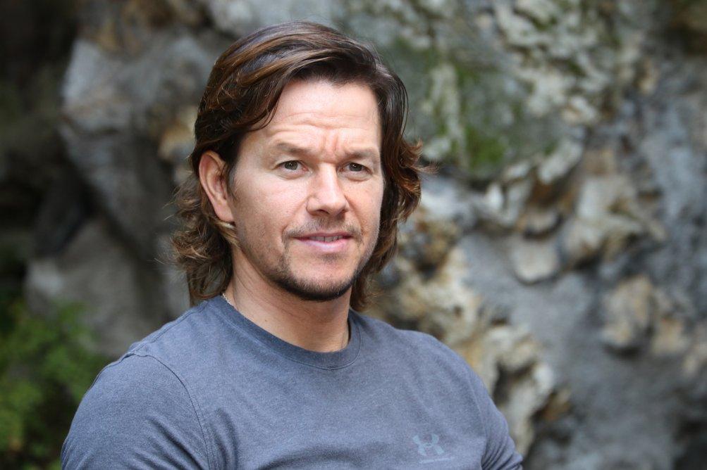 Deepwater: un primo piano di Mark Wahlberg al photocall