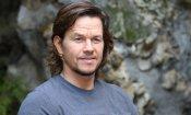 Mark Wahlberg (e le tartarughe) presentano Deepwater a Roma