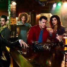 Ash vs Evil Dead: il cast della seconda stagione