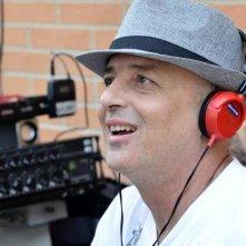 Attesa e cambiamenti: il regista Sergio Colabona sul set
