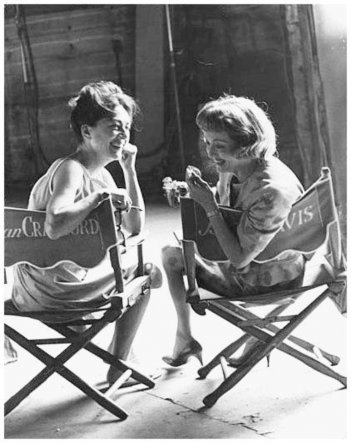 Joan Crawford e Bette Davis insieme