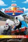 Locandina di Il trenino Thomas - La grande corsa