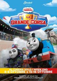 Il trenino Thomas – La grande corsa in streaming & download