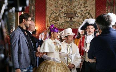 """Natale a Londra, parlano Paolo Ruffini e Nino Frassica """"Il film? Lo ha visto anche la Regina"""""""