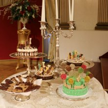 Natale a Londra - Dio salvi la Regina: un'immagine dal set della commedia
