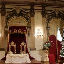 Natale a Londra - Dio salvi la Regina: un'immagine dal set della commedia italiana
