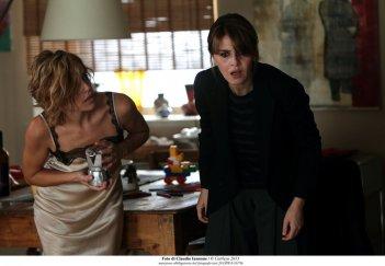 Qualcosa di nuovo: Micaela Ramazzotti e Paola Cortellesi in un momento del film
