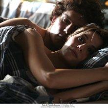 Qualcosa di nuovo: Paola Cortellesi ed Eduardo Valdarnini in una scena del film
