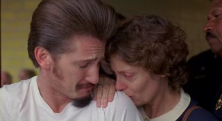 Sean Penn e Susan Sarandon in Dead Man Walking