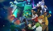 Voltron: il trailer della seconda stagione della serie animata