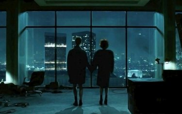 Fight Club, una scena del film