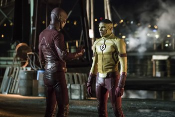 The Flash: Keiynan Lonsdale nell'episodio Flashpoint