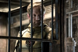 The Flash: Matt Letscher in una foto di Flashpoint