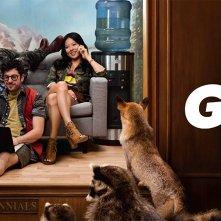 The Great Indoors: una foto promozionale per la serie