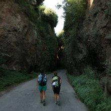 I volti della Via Francigena: un'immagine tratta dal documentario italiano