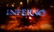 Inferno: il trailer del film di Ron Howard proiettato sull'Arno (FOTO)