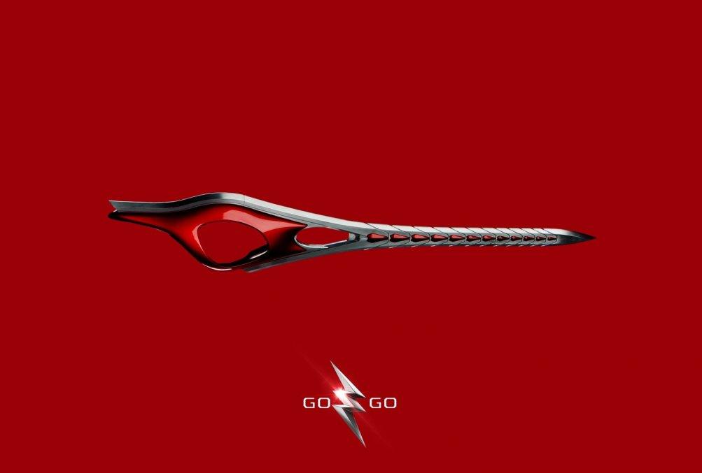 Power Rangers: ecco la nuova Spada del Potere del Red Ranger