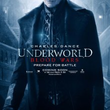 Underworld: Blood Wars - Il character poster di Charles Dance