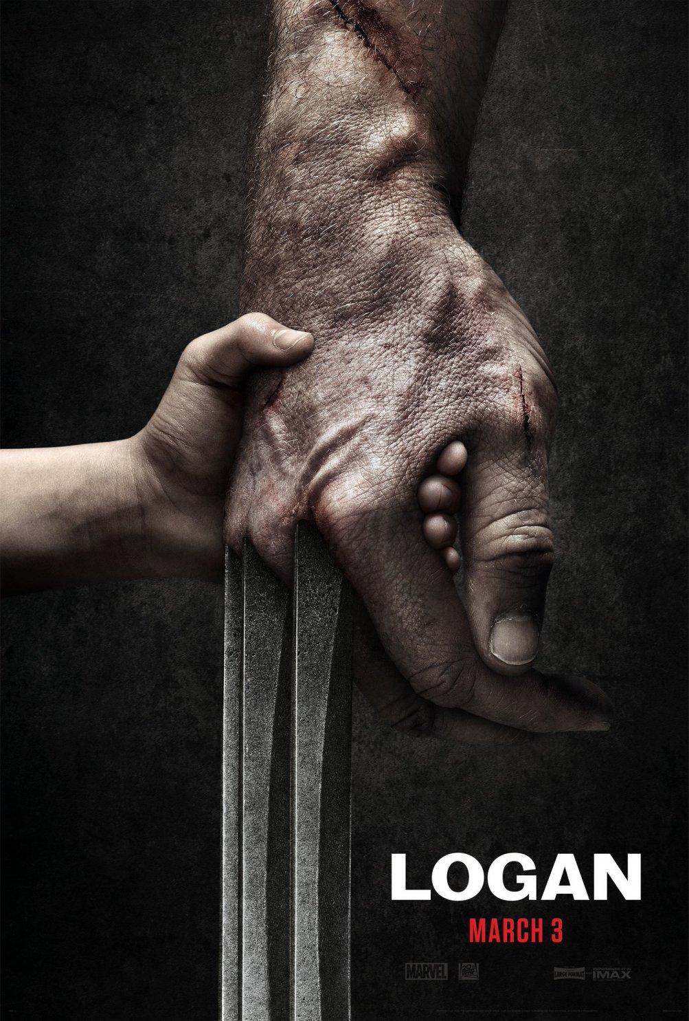 Logan: il poster ufficiale del film