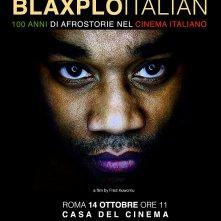 Locandina di Blaxploitalian - Cent'anni di afrostorie nel cinema italiano