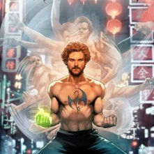 Iron Fist: la cover del fumetto realizzato per il New York Comic-Con