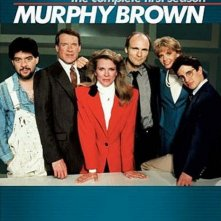 Locandina di Murphy Brown