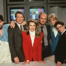Murphy Brown: un'immagine promozionale del cast