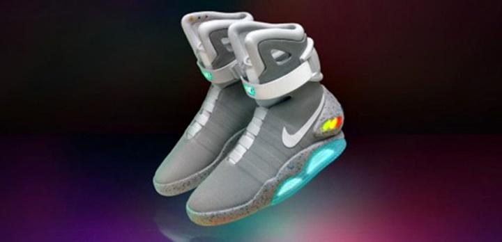 Ritorno al futuro  le Nike autoallaccianti disponibili in edizione limitata  - Movieplayer.it 53b09efbd32